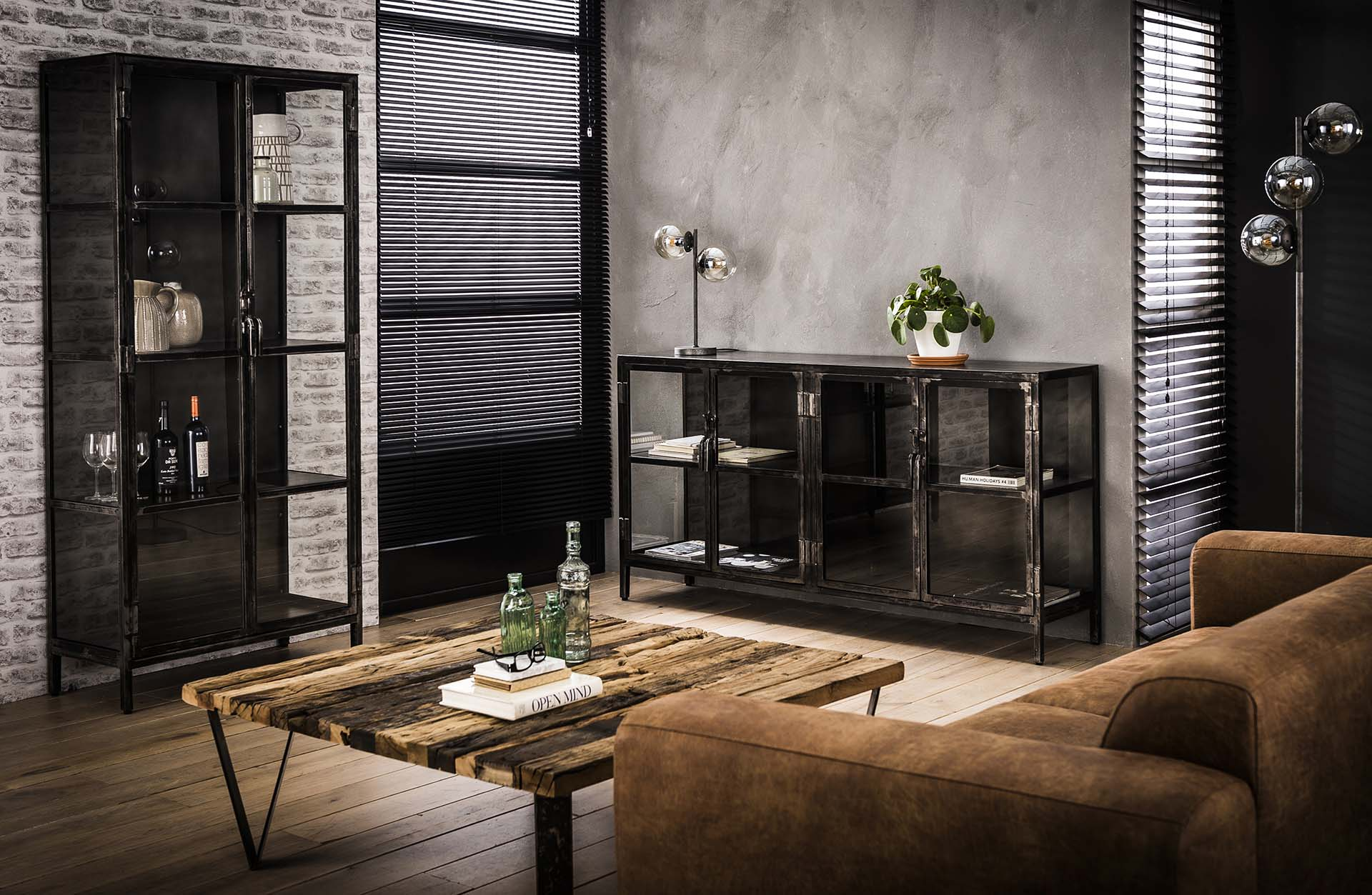 Hervorragend Wohnen wie im Loft: Einrichtung im Industrial Style | Design Wohnideen AR72